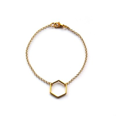 Simplicity hexagon (M)