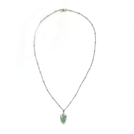 Ocean green stone