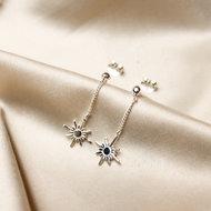 Elanor chain studs ☼ sun silver