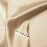 Daydreamer necklace ❥ silver