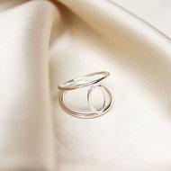 Olivia ring ♡ silver